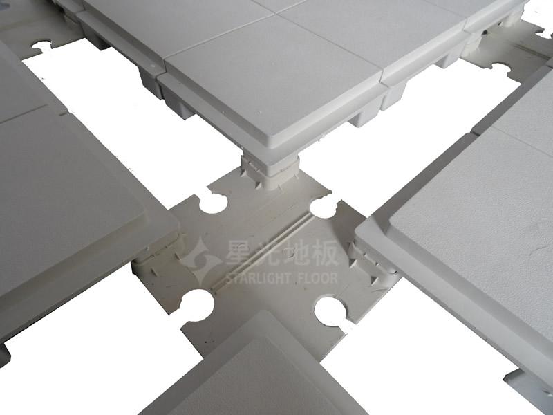 塑料网络地板