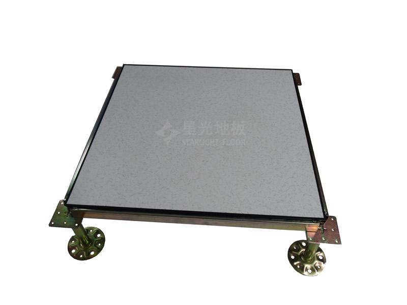 加强型全钢防静电地板